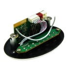 Oval audio digitale MP3 Player Module w / 3W Amplificatore stereo - Grigio