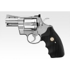 Tokyo Marui Colt Python .357mag 2.5Inch(Gas)-Stainless - Silver