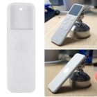 Dustproof Case Silicone Cover for APPLE TV 4 Remote Controller - White