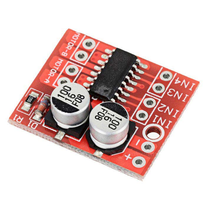 Way dc motor mini module for arduino free shipping