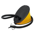 AoTu AT6224 Foot Operated Air Pump 3000CC Tool - Black + Yellow