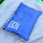 AoTu AT6222 Outdoor Practical Air Inflatable Camping Pillow - Blue
