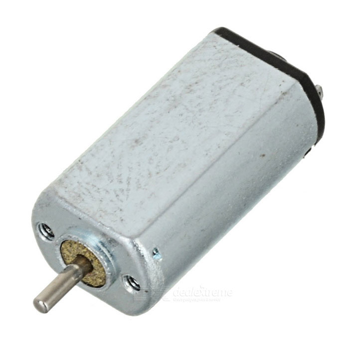 Diy K20 Motor For Solar Powered Toy Silver Free
