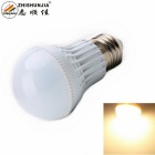 Zhishunjia E27 5W LED Acousto-optic Sensor Warm White Corridor Lamp