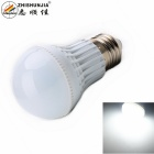 Zhishunjia E27 5W 350lm LED Acousto-optic Sensor Corridor Lamp - White
