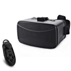 "Virtual Reality 3D Glasses + BT Controller for 4.0~6.0"" Phones - Black"