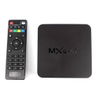 MXQ 4K RK3229 Android 4.4 TV Player w/ 1GB RAM, 8GB ROM - Black