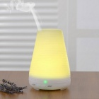 100ml ultrasonique Aroma Humidificateur w / 7-Color LED Light / Arrêt automatique
