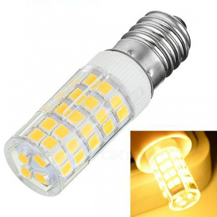 Marsing E14 5W 500lm 51-2835 SMD LED Warm White Corn Bulb(AC 220~240V)