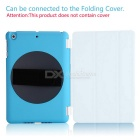 Handheld 360 Rotating Hand Strap Holder Case for IPAD Mini 2/3 - Blue