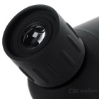 20X50 Outdoor Spotting Scope Telescope Monocular - exército verde + Preto