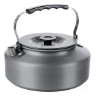 AoTu AT6301 Outdoor Portable Teapot for Camping / Travel - Grey (1.6L)
