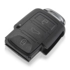 Qook JHBQ654001 Plastic Car Key Case - Black