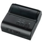 80mm POS Printer Bluetooth 4.0 Thermal Receipt Printer - Black