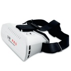 "VR 3D Glasses + Bluetooth Controller for 3.5~6.2"" Phone - White"