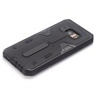 Ultra Armor Dual Layer TPU Back Case for Samsung Galaxy S7 - Black