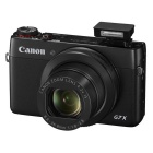 Canon PowerShot G7 X Digital Camera Wi-Fi Enabled - Black