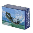 Outdoor Lensatic Compass - Army Green