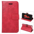 Protective Premium PU Leather + TPU Flip Open Full Body Case