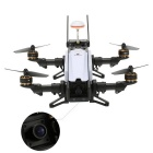 Walkera Furious 320 RTF RC quadricóptero w / 800TVL Camera - branco + preto