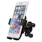 Bike Mount Holder for 5.5~8.5cm Cell Phone - Black + Blue