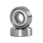 EC-HBCS-7 High Carbon Steel Skateboard Bearings Set - Silver (8PCS)