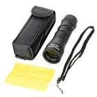 Outdoor Sports 22X 32mm High Power Monocular - Dark Green + Black