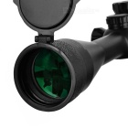 4 ~ 16X 50mm Gun Optical Sight Scope für Remington M700, M40 - Schwarz
