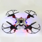 JJRC H29 2.4GHz 5.8G FPV Quadrotor w / 2.0MP, 360 'Flip, Modo CF - Red