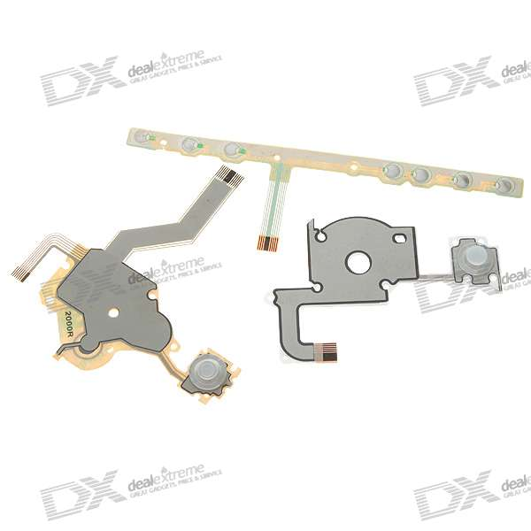 Repair Parts Replacement Ribbon Cable Full Set for PSP 2000