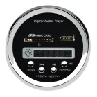 "1,3 ""LCD 5V Round Digital Audio MP3 přehrávač Module - Black"