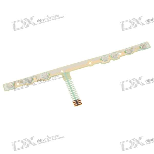 Repair Parts Replacement Volume Key Ribbon Cable Module for PSP 2000 виниловая пленка psp 2000 cg
