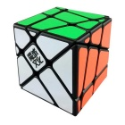Irregular Magic IQ Cube - Black + Multicolor