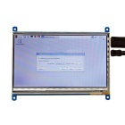 "7"" HDMI 1024*600 TFT Capacitive Touch Screen Shield + Stander Kit"
