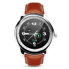 DM365 Bluetooth Smart Watch w/ Full HD IPS, Heart Rate Monitor - Brown