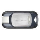Sandisk ultra USB-Art-c 16GB Blitz-Antrieb - transparentes Grau
