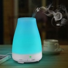 1508C 100ml Ultrasonic Essential Oil Diffusion Aroma Diffuser - White