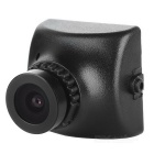 700TVL HD 1/4 CMOS Mini Camera for R/C Helicopter Multicopter - Black