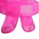 ZIQIAO CZ-58 Infant & Child Safety Car Seat Head Pillow - Pink