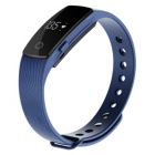 ZS107 Green Light LED Bluetooth V4.0 Smart Bracelet - Sapphire Blue