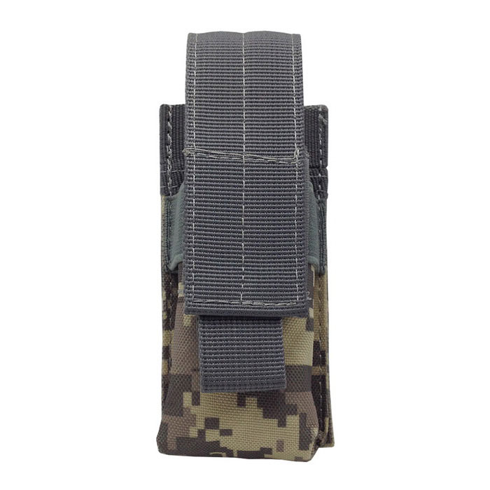 M5 Outdoor Flashlight Carrying Bag - ACU Camouflage