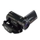 "Ordro 1/3.2"" CMOS Digital Video Camera/Camcorder w/ 3.0"" TFT - Black"