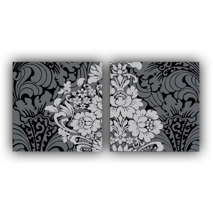Decoration Flower Painting Suitable for Home???Hotel???Living Room???Dinner Room???Kitchen (42*42*0.4cm)