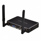 Receptor Wireless Display w / Realtek Wi-Fi para iOS Android - Negro