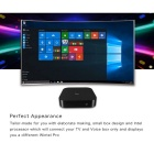 GULEEK W8pro inteligente Google TV Media Player w / 2 GB de RAM, 32GB ROM - preto