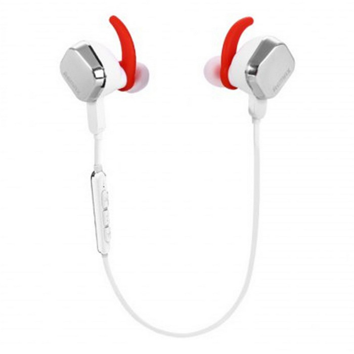 Remax RM-S2 Stereo In-Ear Sport Bluetooth V4.1 Headset - White