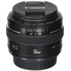 Canon EF 50mm f/1.4 USM Lens - Black