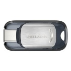 SanDisk Ultra USB Type-CTM 128GB Flash Drive (SDCZ450-128G) - Grey