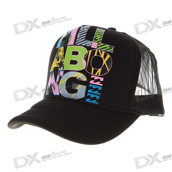 Trendy Hip Pop Style Hat/Cap (Black)