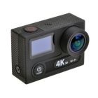 EOSCN H8 wi-fi ultra HD 4K 30fps 12MP 1080P sport camera - zwart
